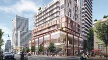 On Site: Whitehaus by Lifetime Developments and Knightstone Capital Management. Toronto (Yonge & Eglinton)