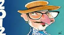 Cartoonist Dan Piraro (Anthony Jenkins/The Globe and Mail)