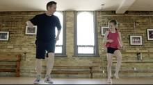 In the latest advertisement from Quaker Oats Co., Michael Hope and his 10-year-old daughter, Lauren, earn an opportunity to spend some extra time together and to surprise Lauren's mom at the dance school's big summer recital.