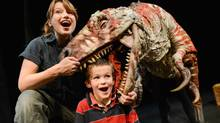 Erth's Dinosaur Zoo will be a feature at the Vancouver International Children's Festival. (Robert Day)