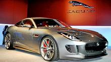 Jaguar C-X16 (Michael Bettencourt for the Globe and Mail)