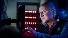 Jeff Dahn, a professor of physics at Dalhousie University, is a leading expert in battery technology whose work brought Elon Musk's Tesla Motors Inc. to his doorstep last year. (Martin Lipman/NSERC)