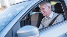 Will seniors and self-driving cars make a good pair? (Getty Images)