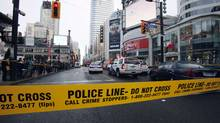 A five-year-old Toronto girl died after being struck by a garbage truck in Toronto in March. (Mark Blinch/REUTERS)