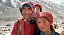 A scene from Journey from Zanskar.