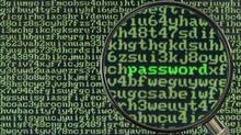 Storing passwords on personal devices is asking for trouble from identity thieves. (Jonathan Lim Yong Hian)
