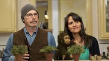 In HBO's delightful Family Tree, a man sets out to explore his family history, assisted by a motley assortment of eccentrics. (Suzanne Tenner/HBO)