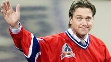 Patrick Roy should weigh what he would give up against what he would gain if he decides to leave a sweet set-up in junior hockey to become an NHL coach, according to Dale Hunter, a man who knows both ends of that situation. FILE PHOTO: THE CANADIAN PRESS/Nathan Denette (Nathan Denette)