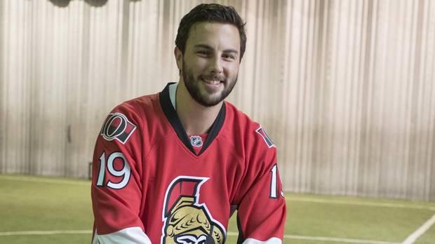 Derick Brassard thrilled to play for hometown Senators ...