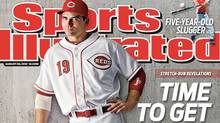 Sports Illustrated. Joey Votto