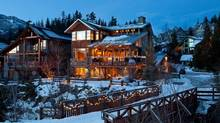 Property in Whistler, B.C. which is currently experiencing a real estate downturn despite recent improvements in highway access. (whistlerrealestate.ca)