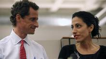 It was reported that top Hillary Clinton aide, Huma Abedin announced she is separating from Anthony Weiner on Aug. 29, 2016.