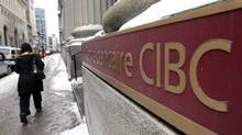 File photo of a CIBC branch in Montreal. (Ryan Remiorz/The Canadian Press)
