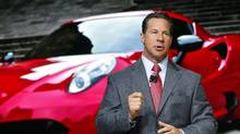 Under the leadership of Reid Bigland, Fiat Chrysler's Canadian division produced impressive sales figures, earning him a promotion to head up the corporation's Alfa Romeo and Maserati brands. (Paul Sancya/Associated Press)