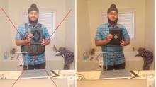 Canadian Veerender Jubbal, shown in a photo from Twitter, took to Twitter after an altered photo of him began surfacing in international media with captions identifying him as a terrorist. A Spanish newspaper, La Razon, has since apologized for running the doctored picture. (THE CANADIAN PRESS)