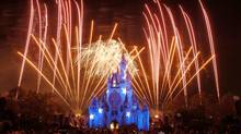 Disney World's Magic Kingdom (DISNEY)