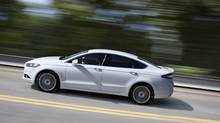2013 Ford Fusion (Ford)