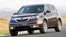 2011 Acura MDX (Honda)