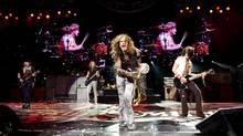 Aerosmith's latest album is available Nov. 6. , Photos: Ross Halfin (Ross Halfin)