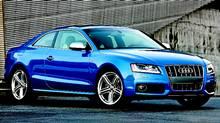 2011 Audi S5 (Audi)