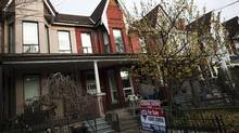 The housing prices in Toronto have increased by 23 per cent in November compared with a year ago. (Melissa Renwick for The Globe and Mail)