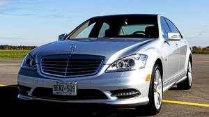 Mercedes-Benz S-Class S350 BlueTEC 4matic which won best new prestige car over $75,000 in the Automobile Journalists Association of Canada's TestFest 2012 Canadian Car of the Year Awards in Niagara-on-the-Lake on Friday, October 28, 2011.