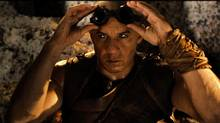 Vin Diesel plays Riddick, a loner, an ex-convict and a stone-cold killer. (Associated Press)