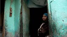 Amal Saad Mohammed, 18, is engaged to be married, but her family in the Sayeda Zeinab neighbourhood of Cairo, Egypt is too poor to afford a wedding. Photo taken November 24, 2011. (Heidi Levine for The Globe and Mail/Heidi Levine for The Globe and Mail)
