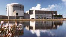 Point Lepreau nuclear station is seen in this undated photo. (CP PICTURE ARCHIVE/Moncton Times-Transcript/CP PICTURE ARCHIVE/Moncton Times-Transcript)