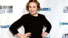 "Actress Lena Dunham attends ""Howard Stern's Birthday Bash,"" presented by SiriusXM, at the Hammerstein Ballroom in New York in January, 2014. (Evan Agostini/AP)"