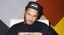 Musician Kaytranada poses in this undated handout photo.