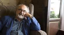 Author Wayne Grady at the King Edward Hotel in Toronto on July 30, 2013. (Gloria Nieto/The Globe and Mail)
