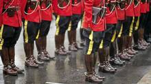 There are now 4,569 people working at RCMP headquarters in Ottawa, more than double the number posted there in 2000 (Brett Beadle for The Globe and Mail)