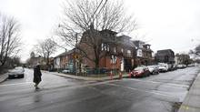 Toronto led the way in year-over-year increases in home prices with a 20.9-per-cent surge. (Fred Lum/The Globe and Mail)