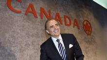 Air Canada CEO Calin Rovinescu (Paul Chiasson)