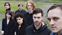 Arcade Fire in 2010 (Eric Kanye)