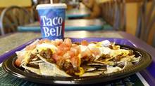 Taco Bell is involved in a food fight over the proportion of beef in its taco meat. (Keith Bedford/Reuters/Keith Bedford/Reuters)