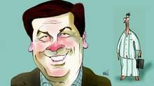 John Tory (Anthony Jenkins/The Globe and Mail)