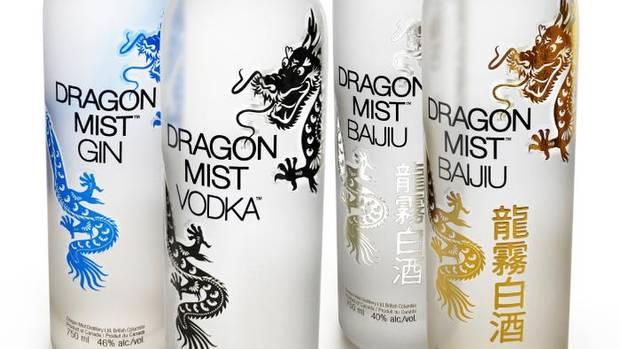 Dragon Mist spirits. handout