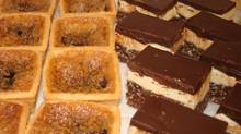 Butter tarts and Nanaimo bars made by Canadian Sweets and Treats, based in Washington D.C. (Canadian Sweets and Treats)