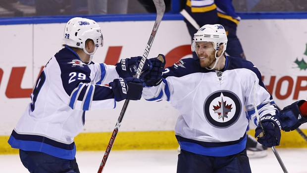 Laine Nets 16th Goal, Sets Up Winner In OT To Lift Jets (video)