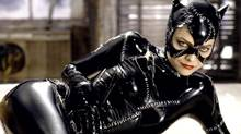 Michelle Pfeiffer as Catwoman in Batman Returns. (Everett Collection/Warner Bros)
