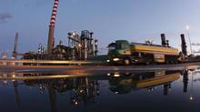 Technical analysis shows oilfield services and transportation company Mullen Group is set to rise. (MICHAEL BUHOLZER/REUTERS)