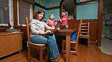 Karen Green is a Toronto mom blogger (JENNIFER ROBERTS/Jennifer Roberts for The Globe and Mail)