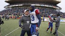 Receiver S.J. Green has been traded from the Montreal Alouettes to the Toronto Argonauts. (John Woods/THE CANADIAN PRESS)