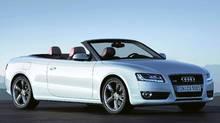 2010 Audi A5 Cabriolet (Audi)