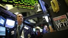 Wall Street trader (Jason DeCrow)