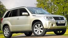 2009 Suzuki Grand Vitara (Suzuki)