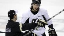 The Pittsburgh Penguins and defenceman Kris Letang have agreed to an eight-year, $58-million contract extension. (file photo) (Gene J. Puskar/AP)