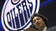 Edmonton Oilers owner Daryl Katz made a large donation to the Alberta Conservative party. (Jimmy Jeong/The Canadian Press)